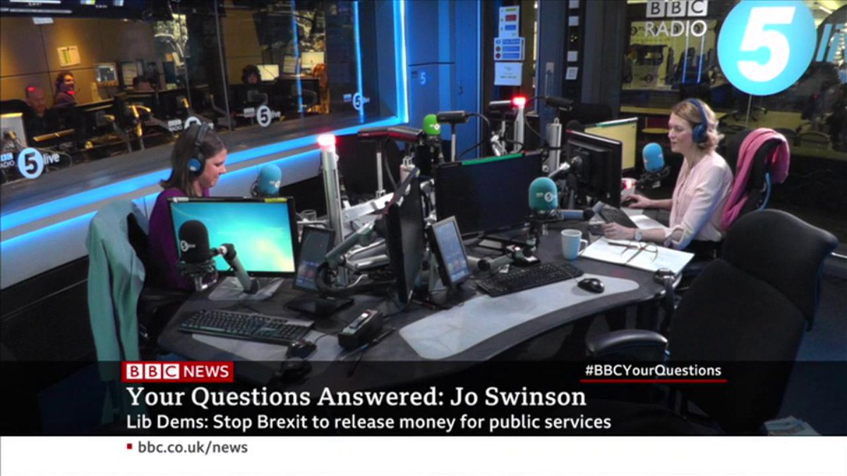 📞'How do you define what a woman is?' Liberal Democrat leader Jo Swinson answers Anna in Warwickshire's question. 🎧 @BBCSounds 📺 @BBCPolitics 📲 bbc.in/2XeFIpD #BBCYourQuestions | @RachelBurden| #GE2019