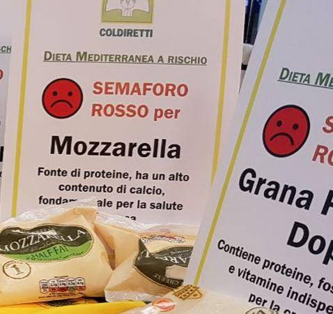 L'85% del made in Italy in crisi per l'etichetta a...