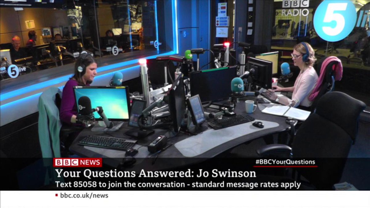 📞'How will you address gender inequality and stereotyping of women in sport?'Liberal Democrat leader Jo Swinson answers Clare on the Isle of Wight's question.🎧@BBCSounds📺@BBCPolitics📲http://bbc.in/2XeFIpD #BBCYourQuestions |@RachelBurden | #GE2019