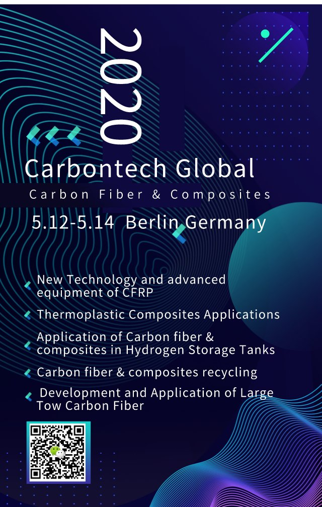 Carbontech Global 2020 Berlin, Germany Looking forward to your attendance!