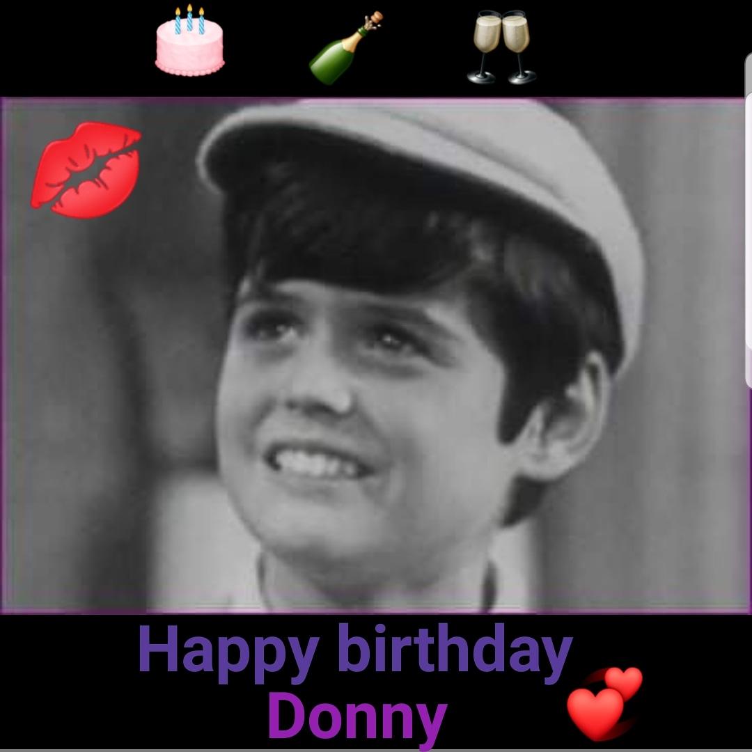 Donny Osmond's Birthday Celebration