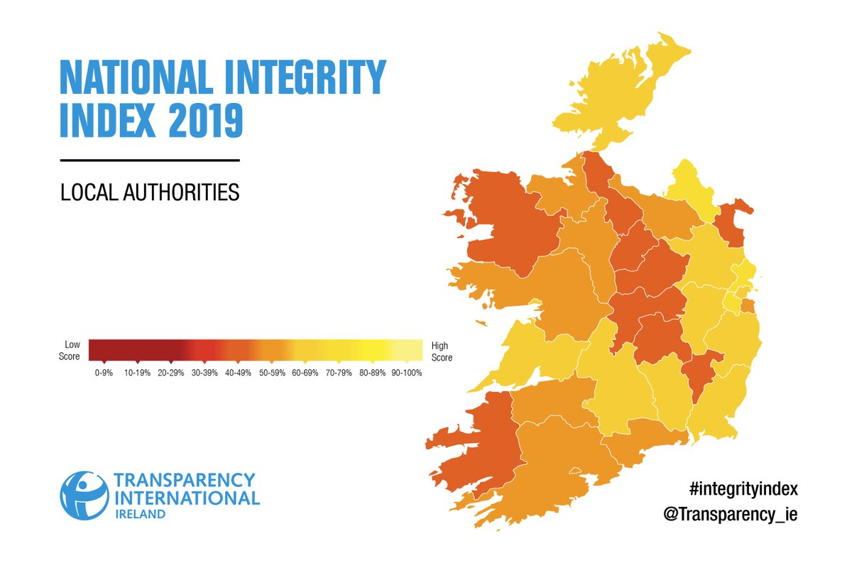 On International Anti-Corruption Day, find out how well prepared your City or County Council is to stop fraud and #corruption. #integrityindex #UnitedAgainstCorruption  https://bit.ly/2LmYJRY