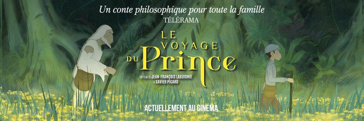 #LeVoyageDuPrince meilleur film de la semaine selon la presse !
