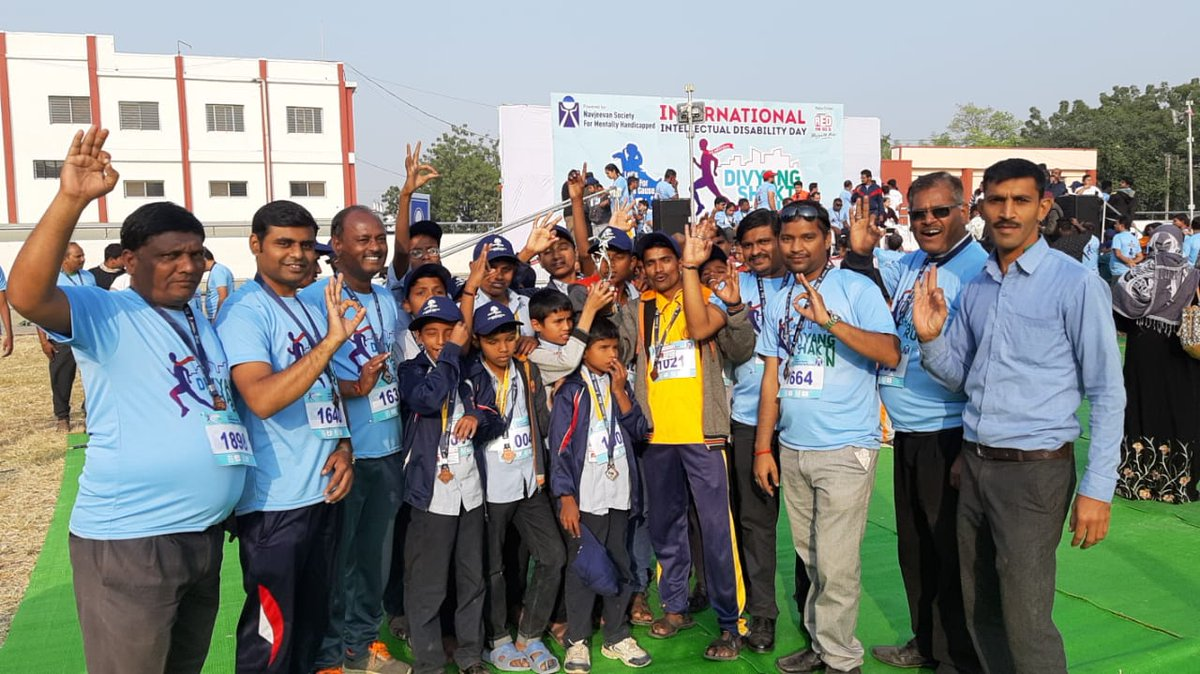 In collaboration with Hindustan Coca-Cola Beverages Pvt. Ltd. and UNDP, we are proud to be the #SolidWasteManagement partner of the #Divyang #Marathon organized by Navjeevan Society on last Sunday. #InternationalDisabilityDay #NavjeevanSociety #WasteManagement #UNDP #CocaCola