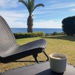 Image for the Tweet beginning: Kaffeepause #BüroAmMeer