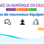Image for the Tweet beginning: De la Journée du Numérique