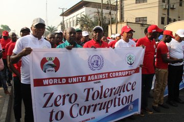 NSC Emphasises Importance of Technology in Fight Against Corruption