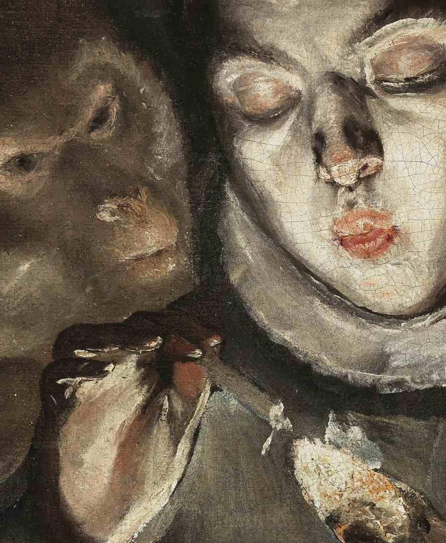 "Rabih Alameddine on Twitter: ""El Greco, Fable, ca. 1580… """