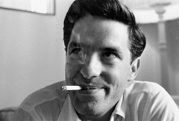 ''I have a one-track mind.  That's all that I'm interested in: love.  And the lack of it. When it stops.''  Happy birthday, the great John Cassavetes ...