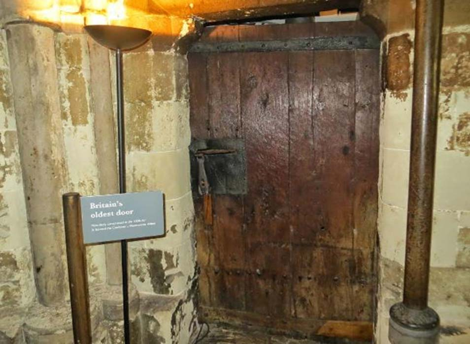 Britain's Oldest Door is Westminster Abbey Relic that May Have Been Covered in Human Skin https://t.co/p0Gc9CQZGD https://t.co/y8fk8vE4Oy
