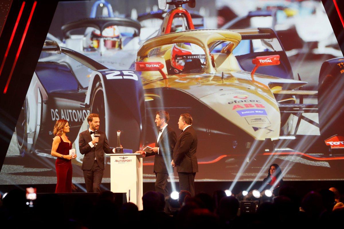 The #AutosportAwards on Sky Sports F1 right now @SkySportsF1 #F1