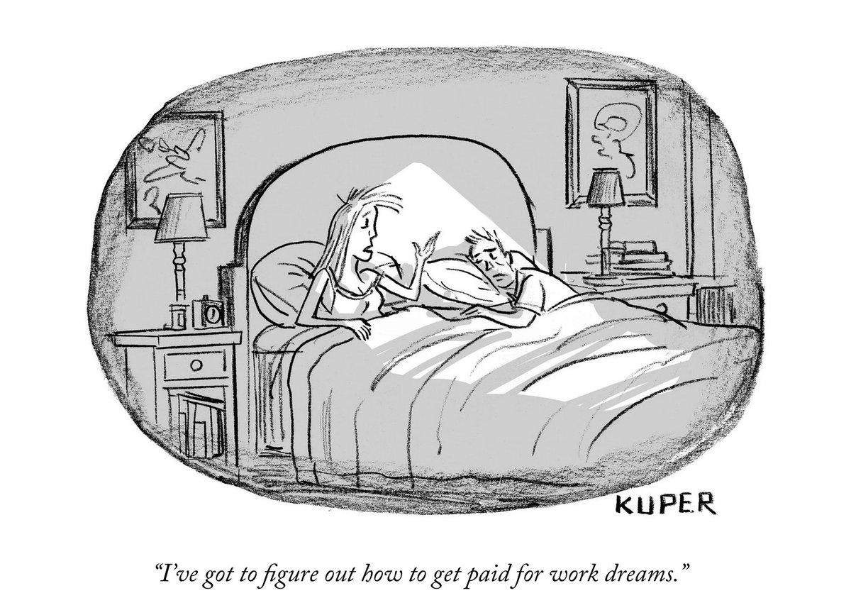 My cartoon from this weeks New Yorker magazine