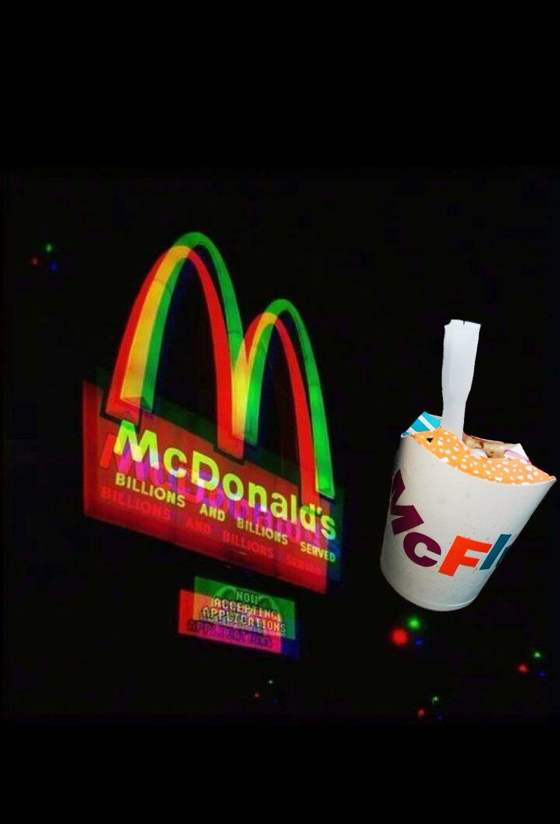 Me encanta el nuevo envase cartón  de los #mcflurry de @McDonald's 😍💟 #ecologico #reciclabe #noplasticos