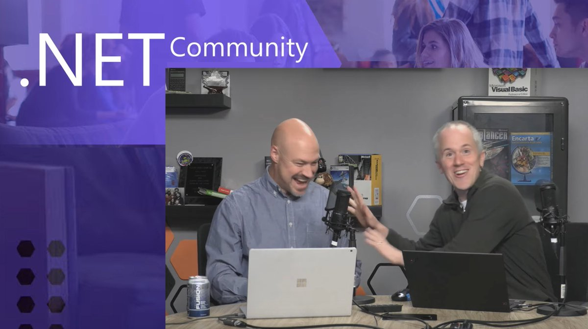 Get the latest #Blazor updates c/o Daniel Roth from the latest #ASPNET Community Standup. Watch, learn, and join us next time:  https://www. youtube.com/watch?v=Paemes tFrt0   … <br>http://pic.twitter.com/N7CQEN02C0
