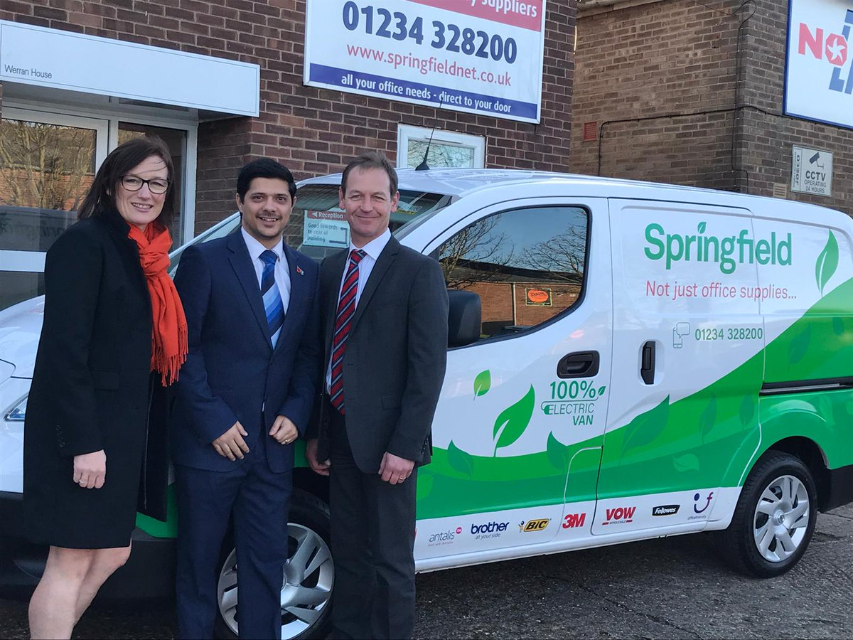 Congratulations @springfieldsupp ! We are excited to be taking part in the vantasitc promotion over the next 12 months.