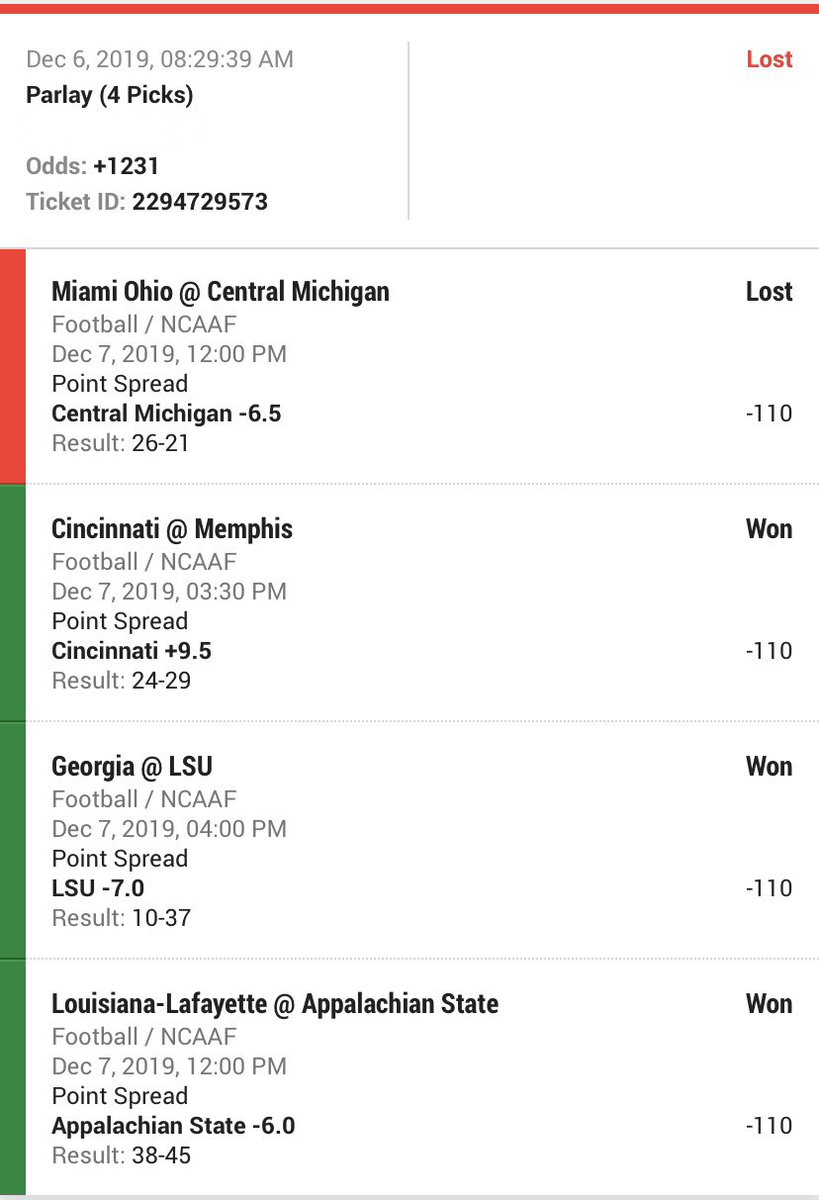 @PardonMyTake @BarstoolBigCat @CashApp   Any love for an Ex O-lineman who lost 3, 4 team parlays by 1 game over the weekend?   $UncleFitzyVK   #SuperBadBeatsMonday