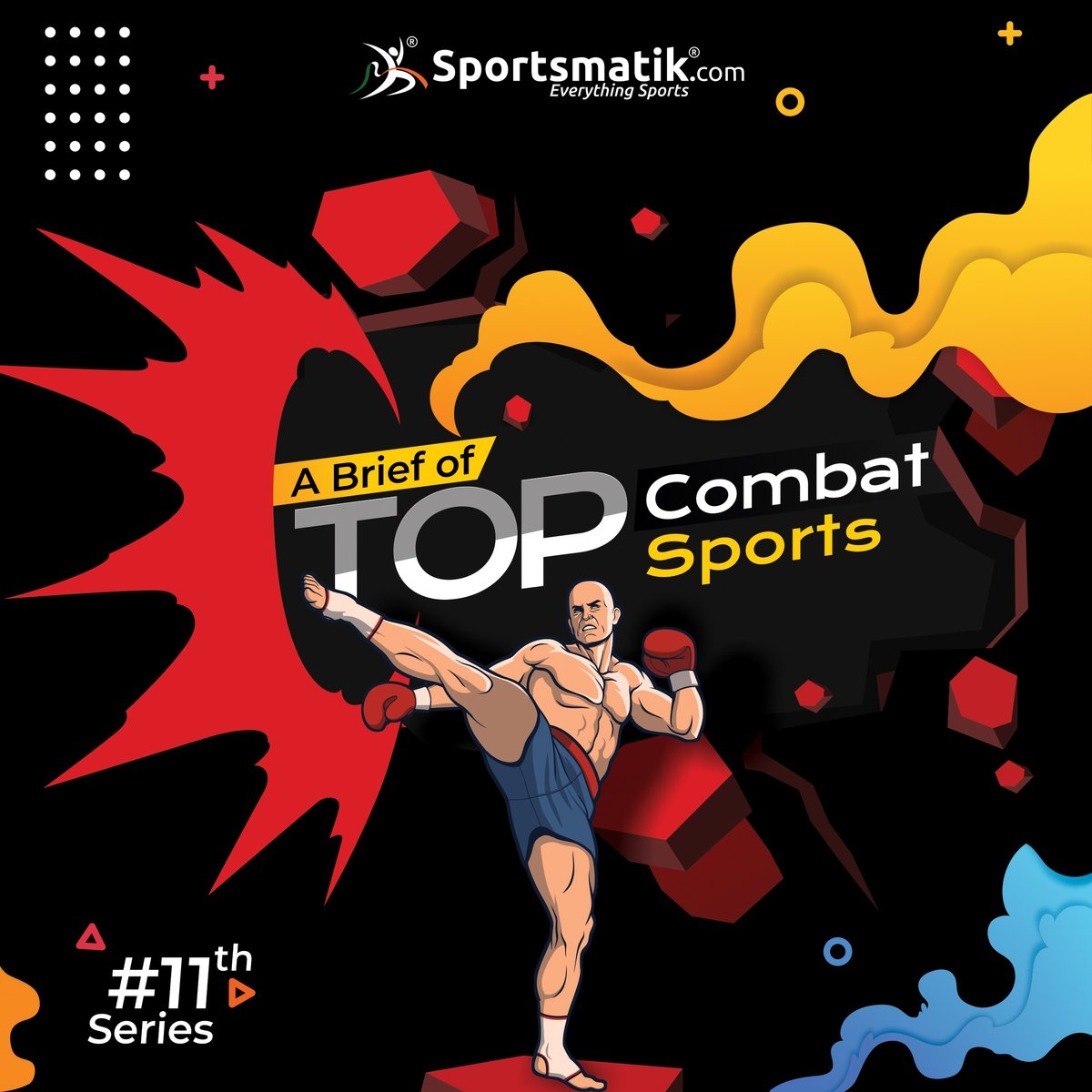 Here we are presenting the 11th series- #Taekkyon #CombatHopak #CanneDeCombat Sport. As we know the battle has been an unavoidable element of life since the beginning of the time and those #CombatSports are the modern form of the Battles in today's era.https://sportsmatik.com/sports-corner/sports-know-how-list…