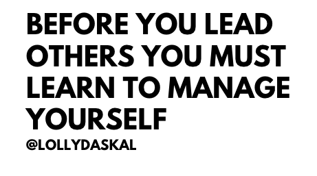 @LollyDaskal's photo on #motivationmonday