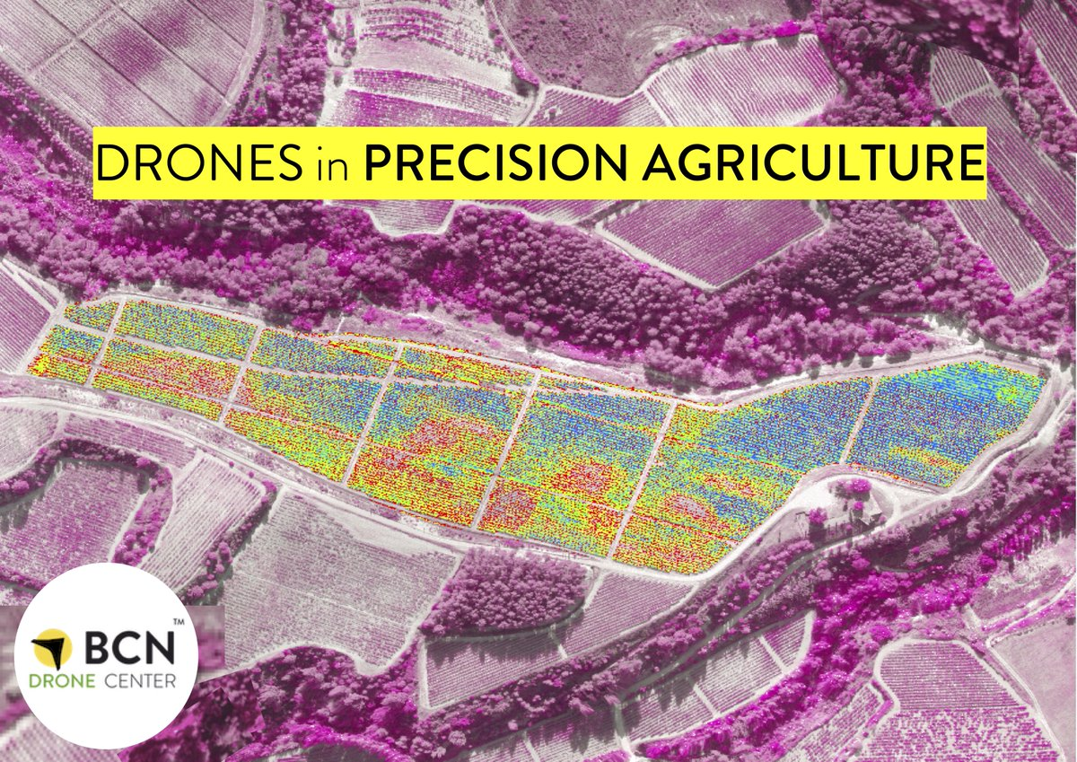 After many requests from our clients, we are happy to launch the new Drones in Precision Agriculture Training!  27 – 29th May 2020 (Wednesday – Friday)  Keynote Speakers: Fran Garcia  Jesper Svensgaard Aniol Ribot Bellvert Joaquim Daniel Ponsa Mussarra <br>http://pic.twitter.com/SzaFOIEDJM