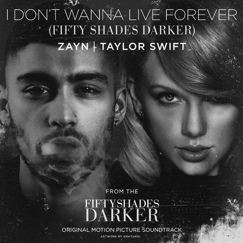 "3 years ago today, ZAYN and Taylor Swift's ""I Don't Wanna Live Forever"" was released. It peaked at #2 on the Hot 100, has over 900 million streams on Spotify, and sold over 14M units worldwide. <br>http://pic.twitter.com/ROtK17vpyp"
