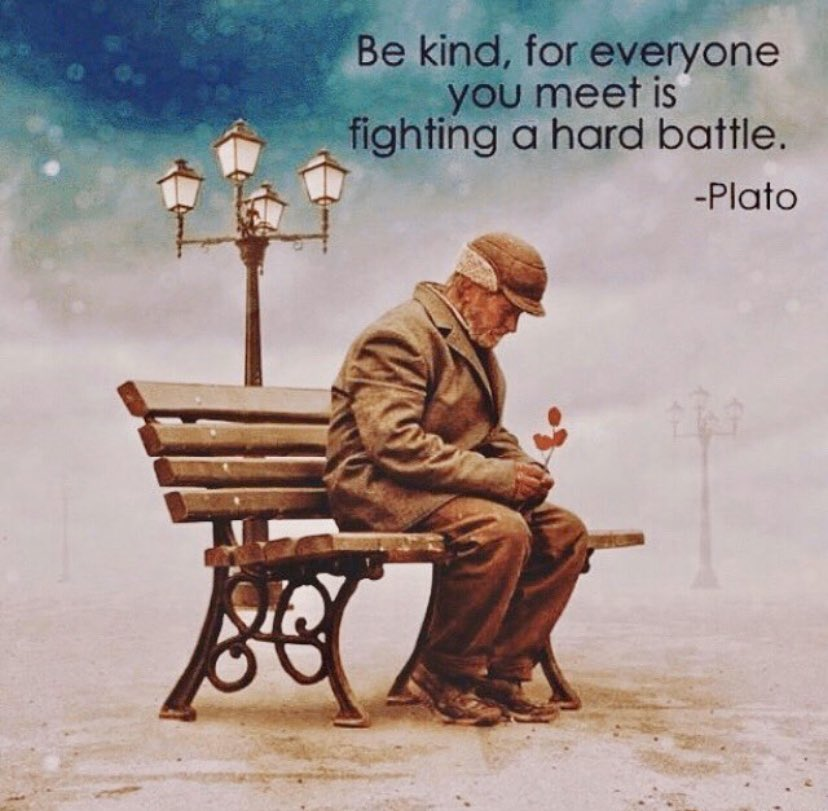 Day 9: An unexpected kindness can change someone's entire day—or life. Check on your family, friends, and neighbors who are struggling today. Let them know you're thinking of them and that you are there if they need you.  #bekind #showthemyoucare #lovepeople<br>http://pic.twitter.com/hG9a5H11vW