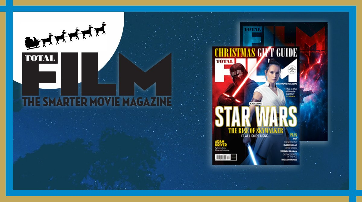 Perfect Christmas reading! RT for a chance to #win a 1 year @TotalFilm print subscription 🎬 #Advent #December9