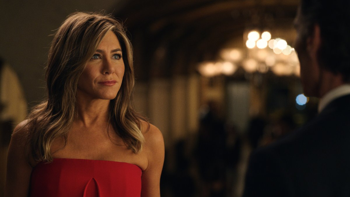 "Congratulations to Jennifer Aniston, #GoldenGlobes nominee for Best Actress in a Drama Series for her role as ""Alex Levy"" in @TheMorningShow."
