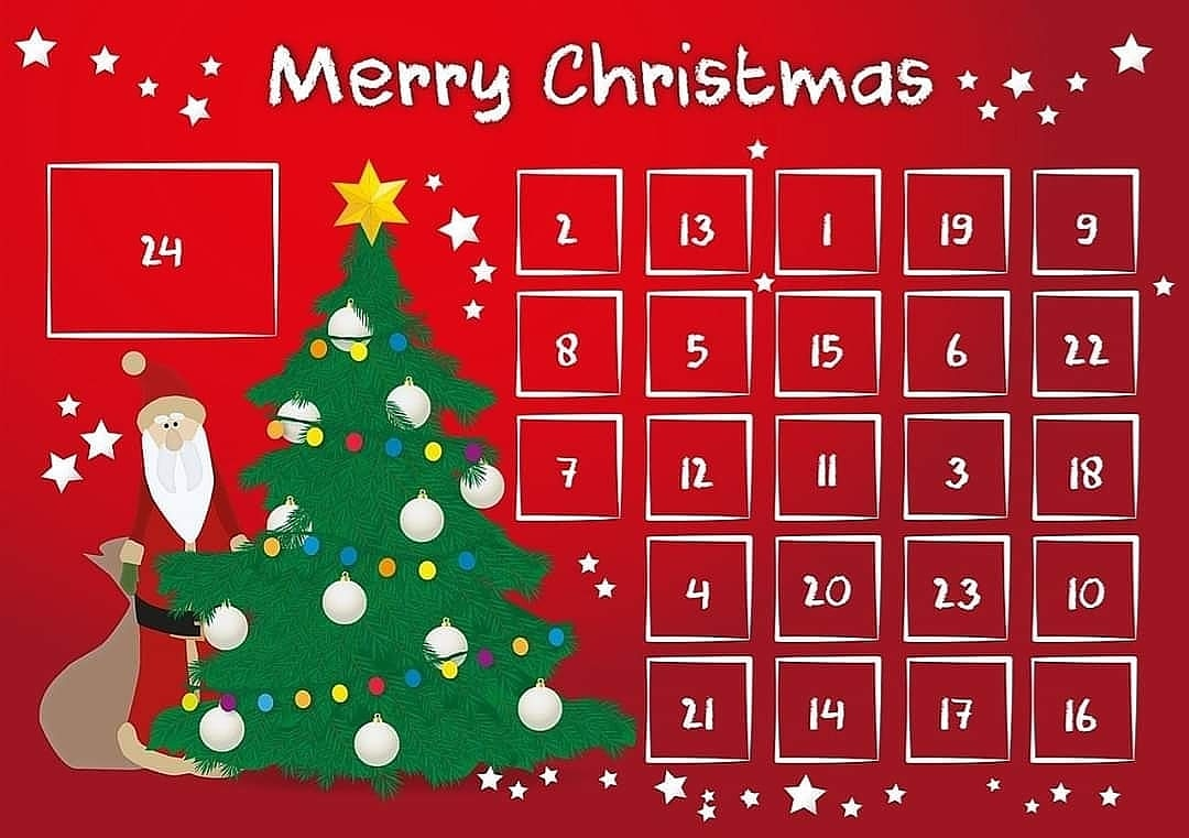 Day 9 Like our Page,Share ,Comment & Tag a friend to enter our #AdventCalendar #competition Well pick 1 #winner every day who will win a prize! Every entrant is automatically entered into the final draw on 24th December #ChristmasEve where we will be giving away a #BonusPrize