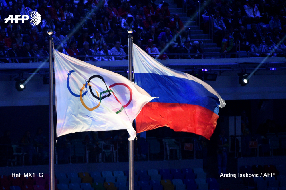 #UPDATE The World Anti-Doping Agency (#WADA) on Monday banned Russia for four years from major global sporting events, including the 2020 Tokyo Olympics and the 2022 World Cup in Qatar, over manipulated doping data u.afp.com/JCFF