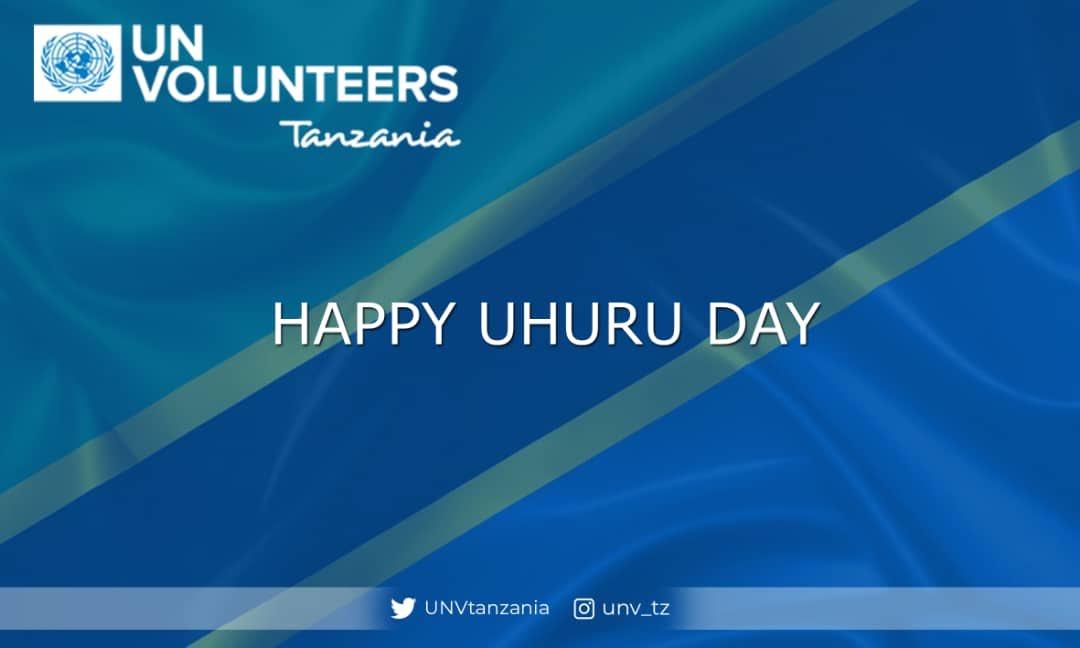 RT @jr_masaki: #IndependenceDay #UhuruDay #Tanzania @UNVTanzania https://t.co/tyPohLWmmP