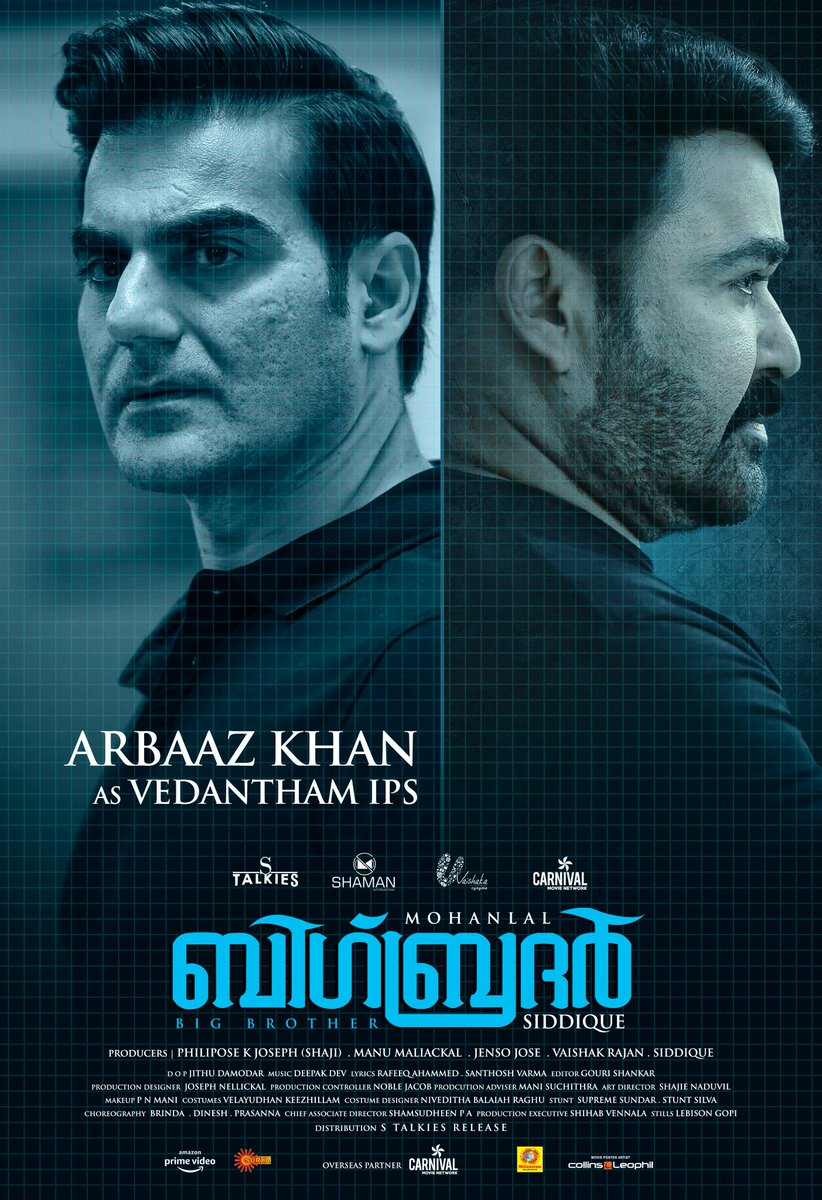 #BigBrother Digital Streaming Rights Sold to Amazon Prime Video for a Whopping 11.5 Cr!  All Time Second Highest for a Mollywood Film behind #Lucifer<br>http://pic.twitter.com/GXEe99Ypvo