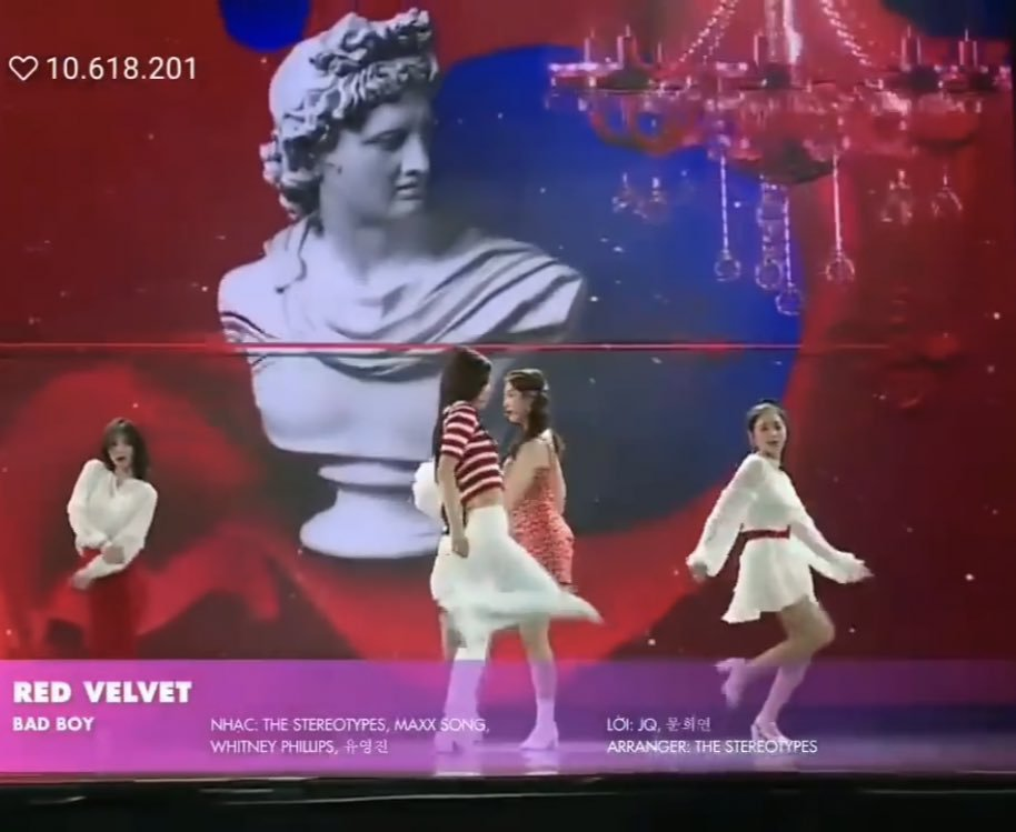 "omg WAIT A MINUTE my delulu mind been waiting for a ""greek gods/goddesses"" cb ever since we saw it in the background vcr of this  performance  https:// twitter.com/artsyseuIgi/st atus/1204040595439681538   … <br>http://pic.twitter.com/Ty3VdyKuWg"