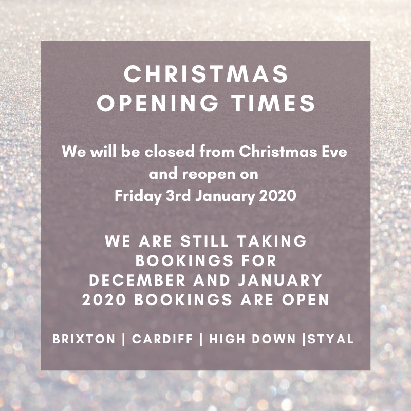 CHRISTMAS OPENING TIMES AT THE CLINK We are closed from 24th December and we reopen on 3rd January with a #delicious #new #menu - bookings for December available and Jan 2020 bookings open now! Book here bit.ly/BookNowTheClink