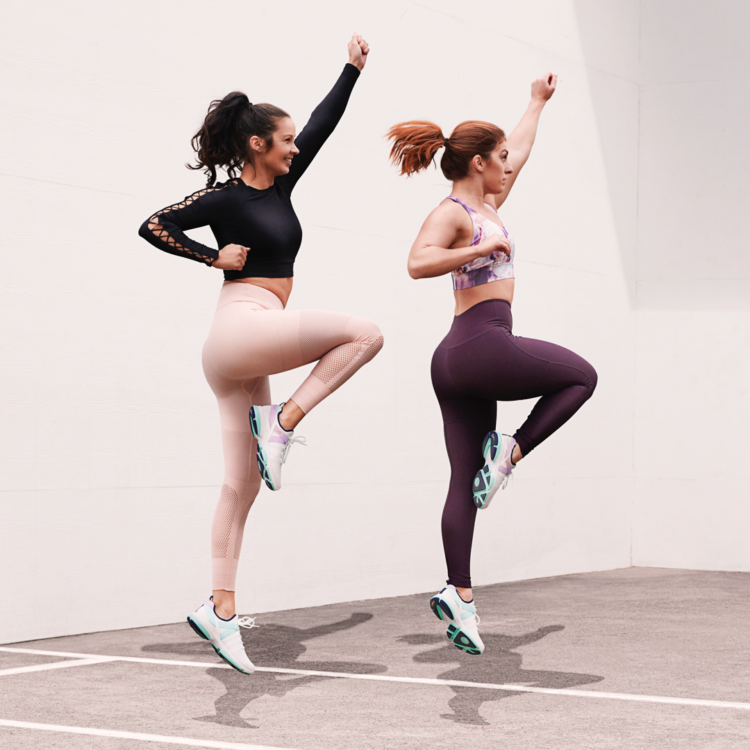 Jump higher. Go further. Get more out of your workout with the NEW Dedication XT crosstrainer! #ryka #madeforwomen #rykatribe #crosstrainers #sneakers  Shop now:  http:// bit.ly/2ranpGN    <br>http://pic.twitter.com/Lxg7bxvxW5