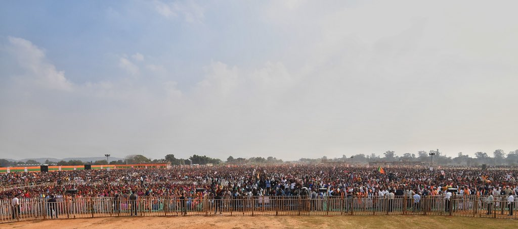 Thank you Jharkhand! People from all sections of society joined the rallies in Barhi and Bokaro. Here are some pictures.