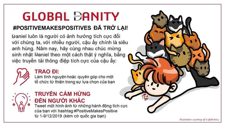 On Kang Daniel's 24th birthday, VDanity has donated to Van Xuoi Secondary School, Tu Mo Rong District, Kon Tum Province, Vietnam: 185 coats, 1012 cans of milk, 1012 pens under the name of Kang Daniel.#positivemakespositive 🇻🇳#HappyDanielDay#첫눈같은_강다니엘_너의_색으로_물들다