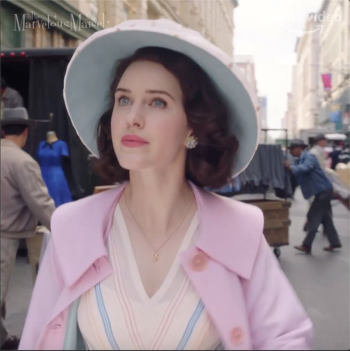 From Vegas to Miami to the #GoldenGlobes! Congratulations to the #MrsMaisel cast and crew for receiving 2 nominations.