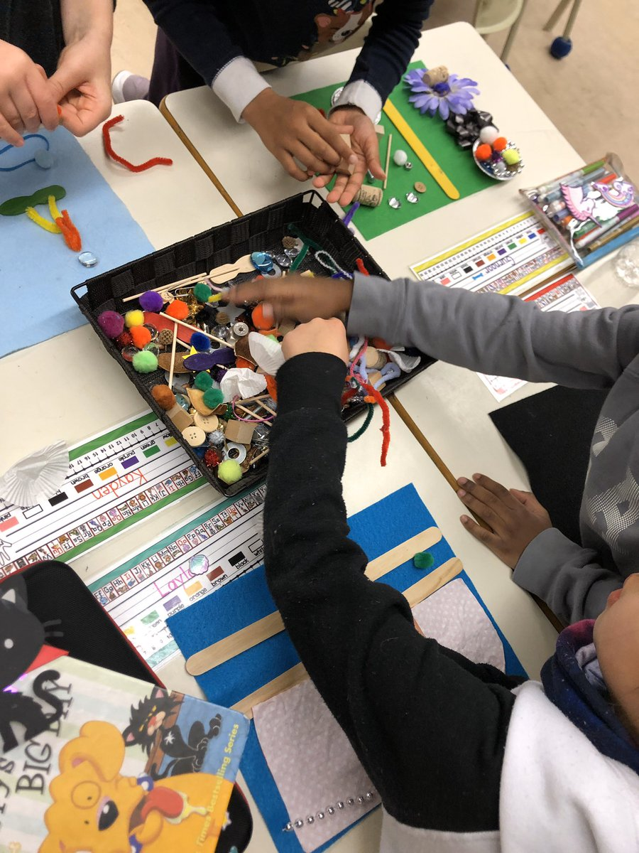 Building our oral communication skills through journaling with loose parts and telling a partner about our weekend. <a target='_blank' href='https://t.co/0JplTy9hdn'>https://t.co/0JplTy9hdn</a>