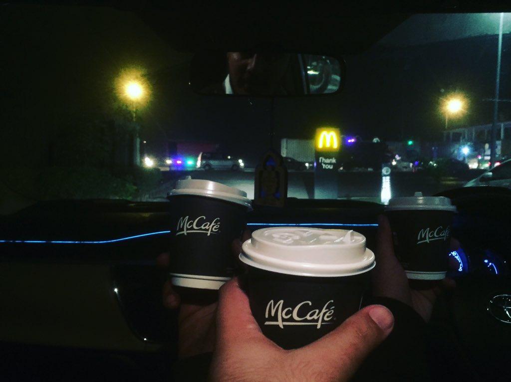 #Drive_through  #Cardamom_Chai #McDonald's_Gujrat https://t.co/7CfYzZDBdt