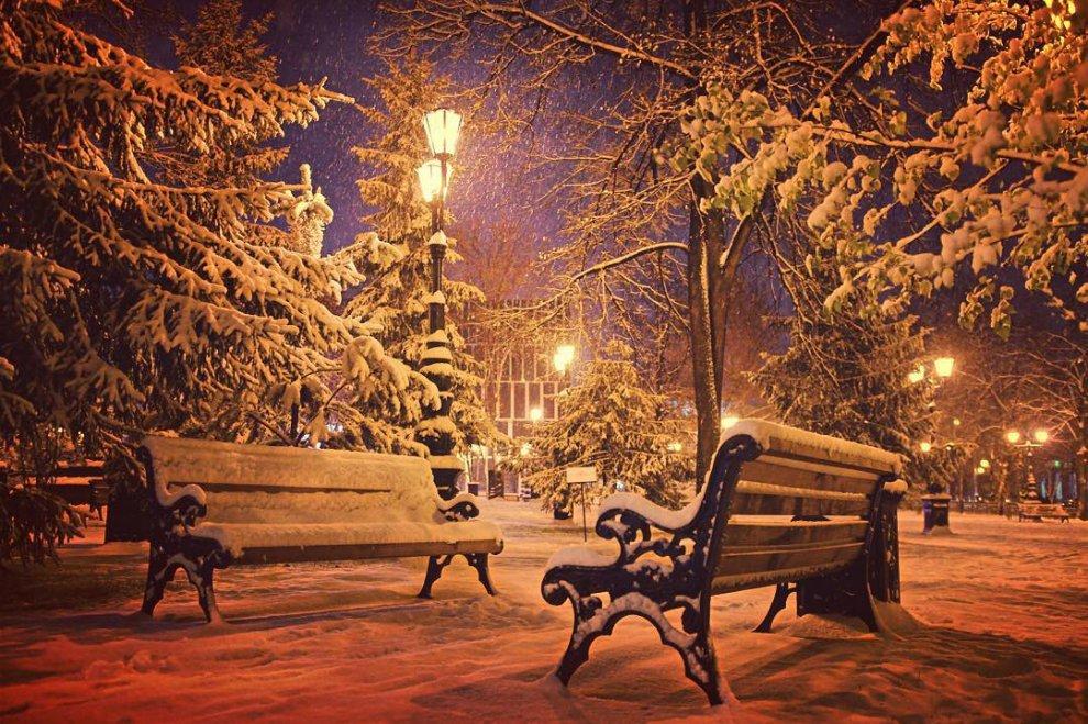 охотничье оружие ночная уфа фото зимой люблю