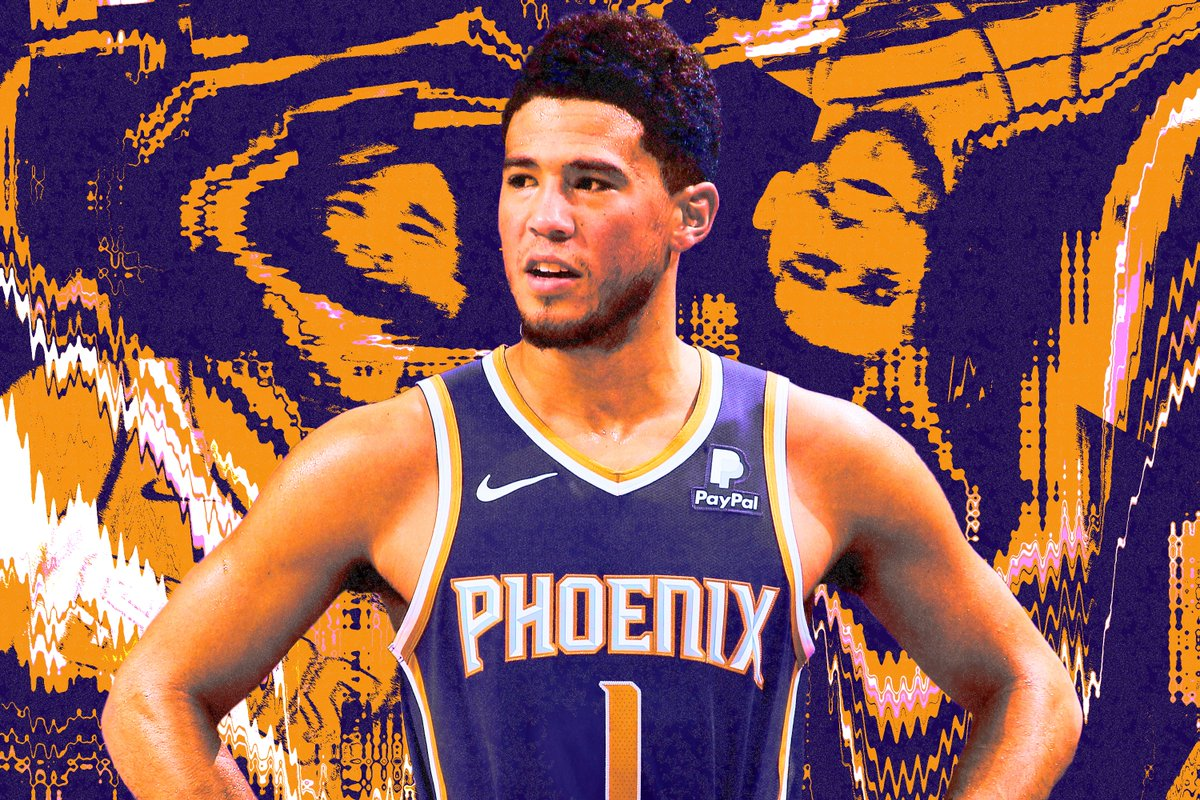 """Devin Booker has the personal accolades but no winning to show for it. Now he says his only focus is putting the Suns into contention.  """"In the past, I've put the numbers up, and it doesn't matter. Right now, I think everything comes with winning."""" http://bit.ly/2t0WBJA"""