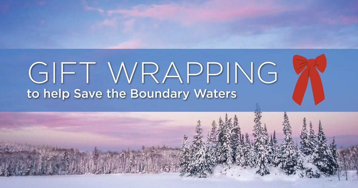 CHICAGO! Need your gifts wrapped? Want to support the Campaign? Join the Chicago volunteer team at Patagonia this Monday for a gift wrapping fundraiser! December 16 | 4-7PM 48 East Walton St., Chicago, IL Questions? Email chicago@savethebwca.org! secure.everyaction.com/QWol2e8mwEaIDN…