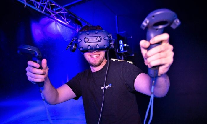 Virtual Reality Experience – Up to 35% Off https://buff.ly/2oNwBiC  30- or 60-Minute Virtual Reality Experience for Two at Immotion VR. Brighton.  #brightonhour @Brighton_Hour .pic.twitter.com/oJcjYWjpZE