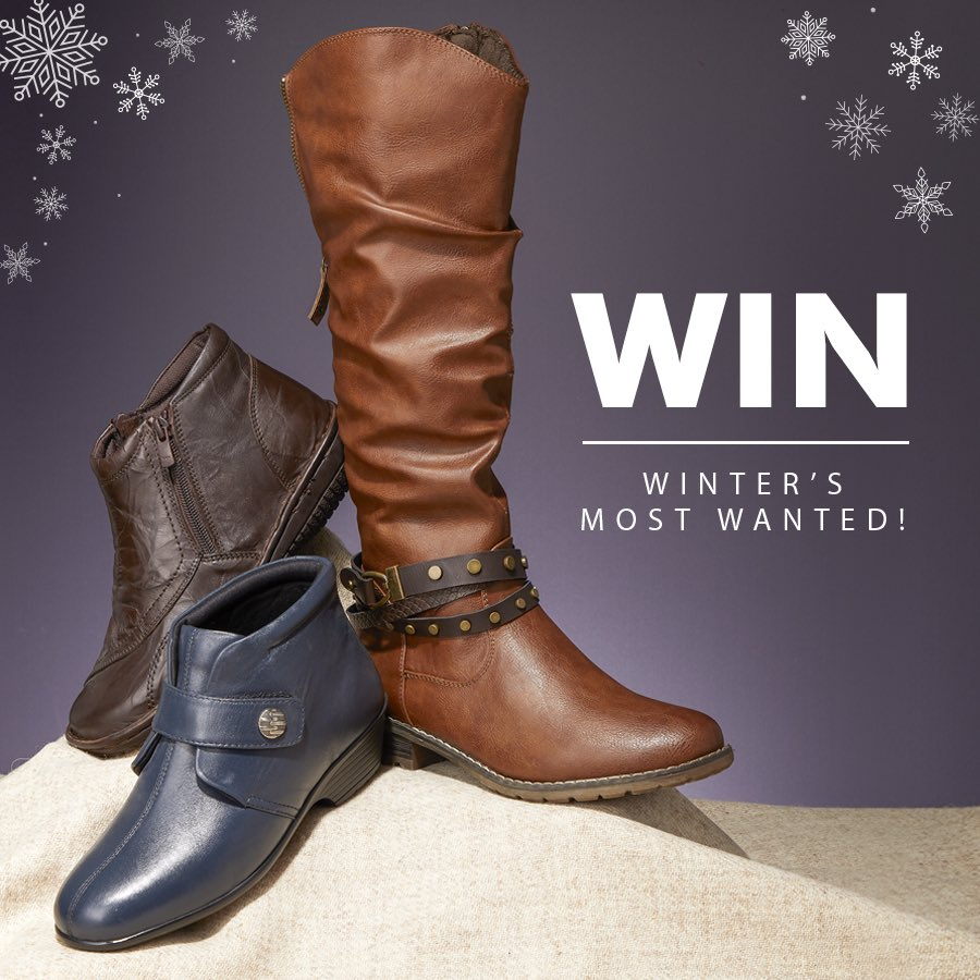 🌟GIVEAWAY!🌟Pavers are giving you the chance to win 'winter's most wanted'. Get cold-weather ready with these must-have, cosy boots! ❄ RT! Competition closes at midnight on 09/12/19. https://gleam.io/OU1bf/win-winters-most-wanted…#competition #giveaway #win #freebie
