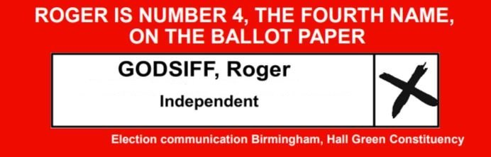 If I am re-elected as an Independent labour MP (number 4 on the ballot paper) then I will support the Labour Party in Parliament and hope that it will be a Labour government. I have been a Labour MP for 27 years and I still support its values and traditions. #Roger4You #Vote4 https://t.co/BDrDbjz3d3