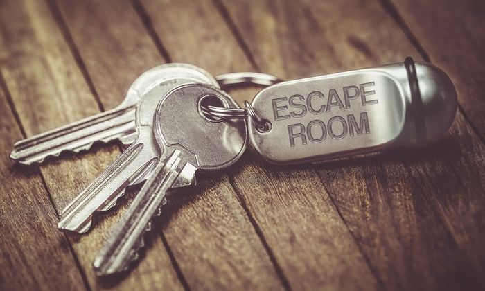 SAVE 51% on a One-Hour Escape Room Game for Six at Escape Game, Brighton https://buff.ly/2JexKZq   #brightonhour @Brighton_Hour .pic.twitter.com/lRiE3WQDYN