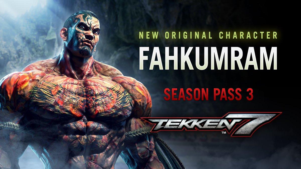 Tekken On Twitter An All New Original Fighter Is Being