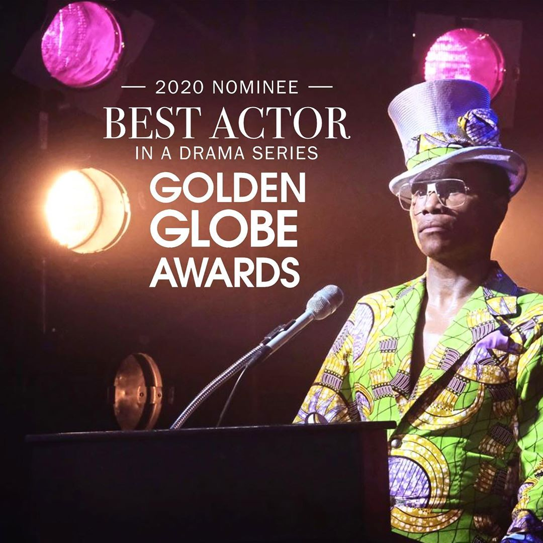 The Category Is: @goldenglobes. Thank you Hollywood Foreign Press Association for your consideration. I am honored to be recognized among such incredible talent. See you all in January! #GoldenGlobes #PoseFx #poseonFX #lgbtq #praytell
