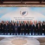 Image for the Tweet beginning: Asya'nın Kalbi-İstanbul Süreci 8. Bakanlar
