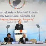 Image for the Tweet beginning: At Heart of Asia-Istanbul Process